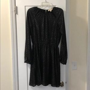 Michael Kors Womens Black Dress Medium